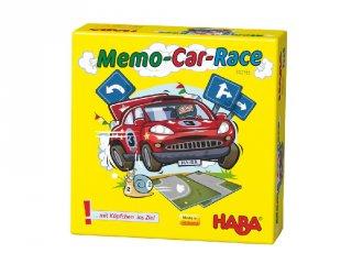 Supermini, Memo-Car -Race (Haba, csavaros memóriajáték, 5-9 év)