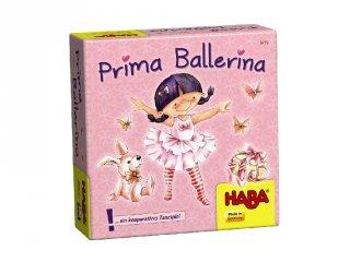 Supermini, Prima Balerina (Haba, kooperációs táncjáték, 4-8 év)
