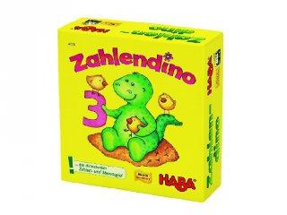 Supermini, Számdínó (Haba, számolós memóriajáték, 3-8 év)