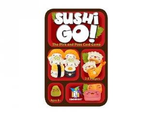 Sushi Go (pörgős parti kártyajáték, 8-99 év)