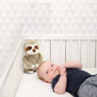 Sven babanyugtató plüss lajhár, bébijáték (ZA)