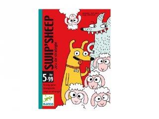 Swip'Sheep, Djeco stratégiai kártyajáték - 5145 (5-99 év)