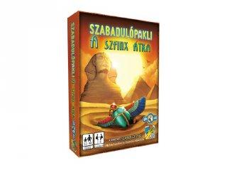 Szabadulópakli, A szfinx átka kooperációs kártyajáték (12-99 év)