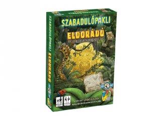 Szabadulópakli, Eldorádó legendája kooperációs kártyajáték (12-99 év)