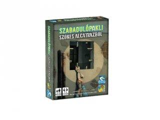 Szabadulópakli, Szökés Alcatrazból kooperációs kártyajáték (12-99 év)