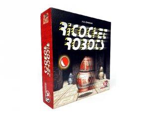 Száguldó robotok - Ricochet Robots, logikai társasjáték (10-99 év)