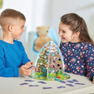 Számok hegye, számolás tanulását segítő társasjáték (OR, 4-8 év)