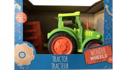 Szántó traktor (WW, 1-7 év)