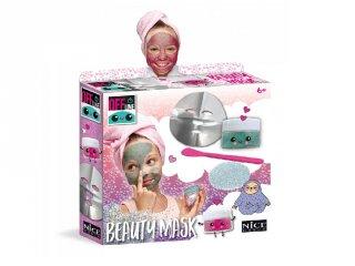 Szépség maszk készítő kreatív szett (6-10 év)
