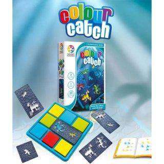 Szín Fogó Colour Catch, Smart Games egyszemélyes logikai játék (7-99 év)