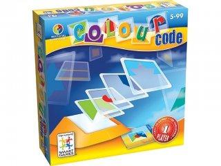 Szín-kép (Smart Games, térlátást fejlesztő logikai játék, 4-10 év)