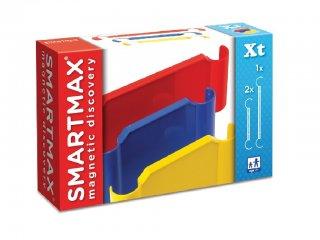 Színes panel készlet, 3 db (Smartmax, mágneses építőjáték, 3-7 év)
