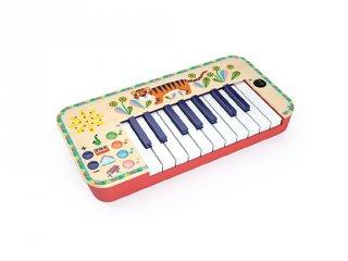 Szintetizátor, Djeco játékhangszer - 6023