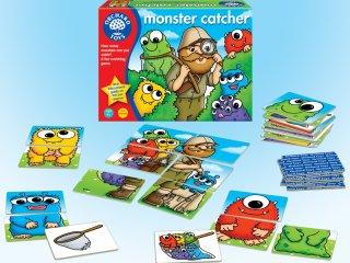 Szörnyfogócska (Orchard, monster catcher, párosítós játék, 3-8 év)