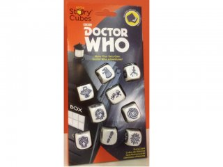Sztorikocka, Doctor Who (történetmesélős kockajáték, 10-15 év)