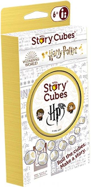 Sztorikocka Harry Potter, Story Cubes történetmesélős, -kitalálós, beszéd-, és szókincsfejlesztő kockajáték (6-99 év)