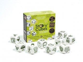 Sztorikocka, Kalandok (Story Cubes, történetmesélős, kitalálós, beszéd-, és szókincsfejlesztő kockajáték, 4-99 év)
