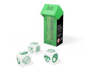 Sztorikocka kiegészítő, Állatok (Story cubes, Animalia, szókincsfejlesztő kockajáték, 4-99 év)