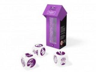 Sztorikocka kiegészítő, Rémület (Story Cubes, szókincsfejlesztő kockajáték, 4-99 év)