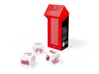 Sztorikocka kiegészítő, Sport (Story Cubes, szókincsfejlesztő kockajáték, 4-99 év)