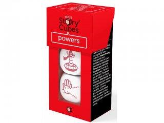 Sztorikocka kiegészítő, Szupererő (Story Cubes, Powers, szókincsfejlesztő kockajáték, 8-99 év)