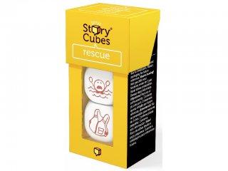 Sztorikocka kiegészítő, Veszély (Story Cubes, Rescue, szókincsfejlesztő kockajáték, 8-99 év)