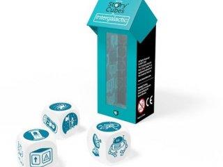 Sztorikocka kiegészítő, Világűr (Story Cubes, szókincsfejlesztő kockajáték, 4-99 év)