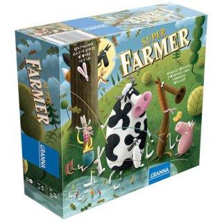 Szuper farmer, közepes méretű (Granna, családi-, és logikai társasjáték, 7-99 év)