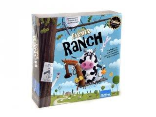 Szuper farmer, Ranch (Granna, családi-, és logikai társasjáték, 7-99 év)