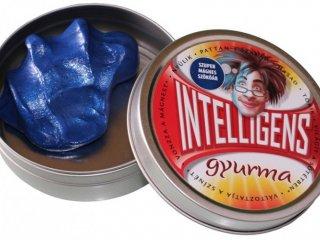 Szupermágnes kék szökőár, intelligens gyurma (kreatív kézügyesség fejlesztő, 7-99 év)