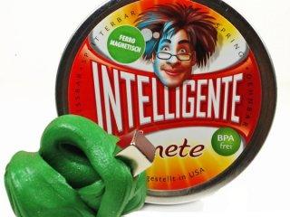 Szupermágnes zöld zafír, intelligens gyurma (kreatív kézügyesség fejlesztő, 7-99 év)