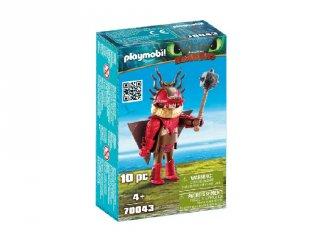 Takonypóc páncélban, Így neveld a sárkányodat, Playmobil szerepjáték (70043, 4-10 év)