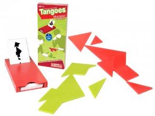 Tangram, Haladó (Smart Games, mágneses mozaikkép alkotó logikai játék, 7-99 év)