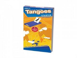 Tangram, Kezdő (Smart Games, mágneses mozaikkép készítő logikai játék, 4-12 év)