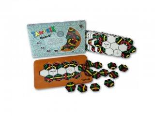 Tantrix Match, Start készlet (Tantrix, logikai, ügyességi társasjáték, 6-99 év)