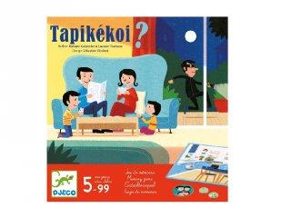 Tapikékoi, Djeco családi memóriajáték - 8542 (5-10 év)