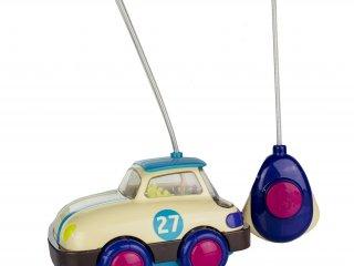 Távirányítós autó, már 1 éves kortól (B.Toys, elektromos kisautó, 1-4 év)