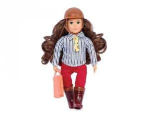 Teagan, a lovas lány (Our Generation, 15 cm-es játékbaba, 3-9 év)