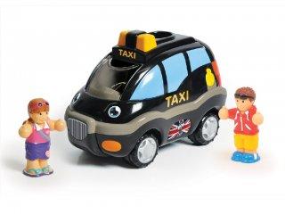 Ted, a londoni taxi (Wow Toys, autós játék, 2-5 év)