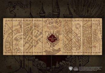 Tekergők térképe 1000 db-os Harry Potter puzzle (9-99 év)