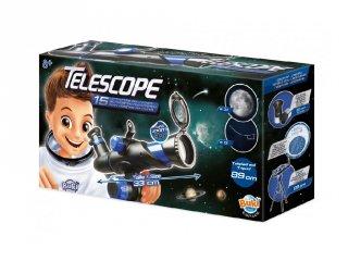 Teleszkóp, Buki tudományos felfedező játék 15 tevékenységgel (8-14 év)