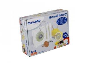 Természetes energiaforrás, Miniland tudományos készlet (99045, 8-14 év)
