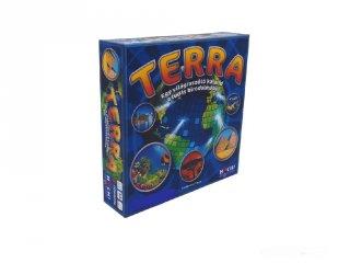 Terra, családi kvízjáték, műveltségi társasjáték (13-99 év)