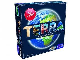 Terra (Huch&Friend, kvíz társasjáték, 10-99 év)