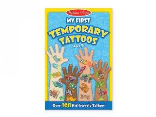 Tetoválás fiúknak, kreatív játék (MD, 12947)