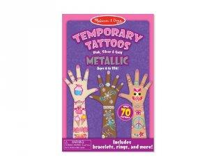 Tetoválás lányoknak, kreatív játék (MD, 12946)