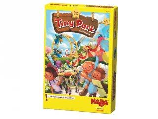 Tiny Park (Haba, vidámpark építő társasjáték 5-8 év)