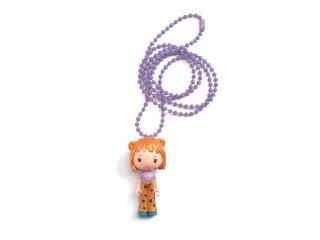 Tinyly nyaklánc Anouk medállal, Djeco gyerekékszer - 6990