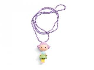 Tinyly nyaklánc Tutti medállal, Djeco gyerekékszer - 6994