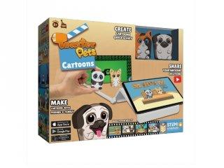 Toaster Pets, rajzfilmkészítő stúdió szett (7-14 év)